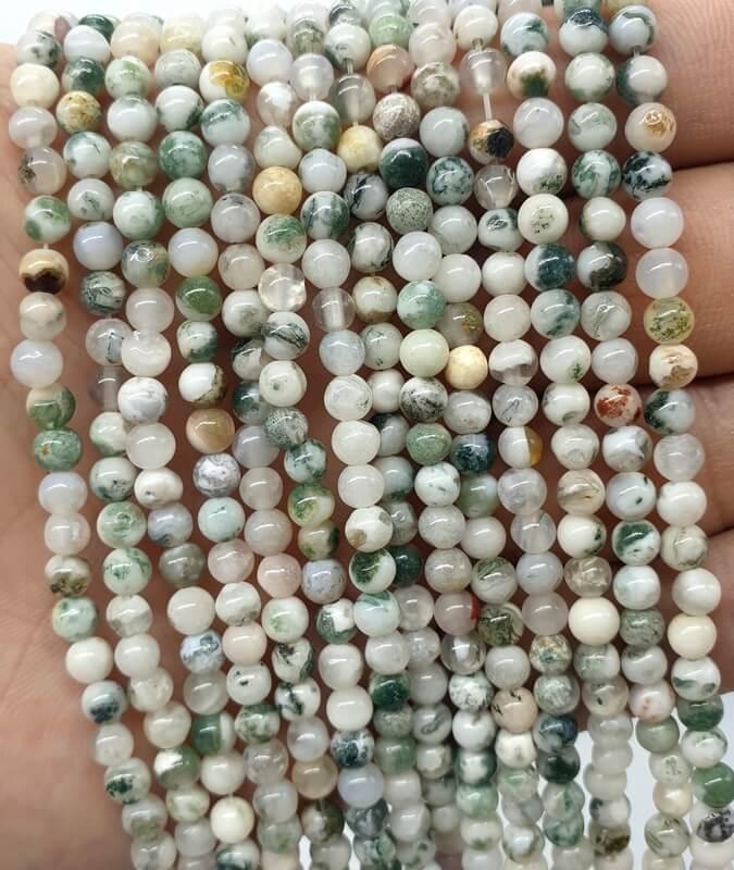 Cilindros de cerámica Rojo 6mm 100 piezas cerámicas perlas ceramic beads pipetas perlas