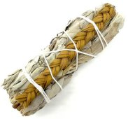 California White Sage & String Odor Hay 10cm, 25g.